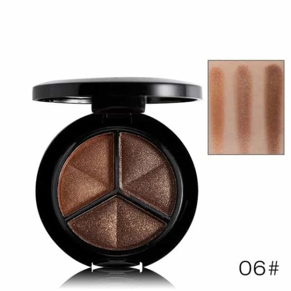 Professional Smoky Eyeshadow Makeup Set 11