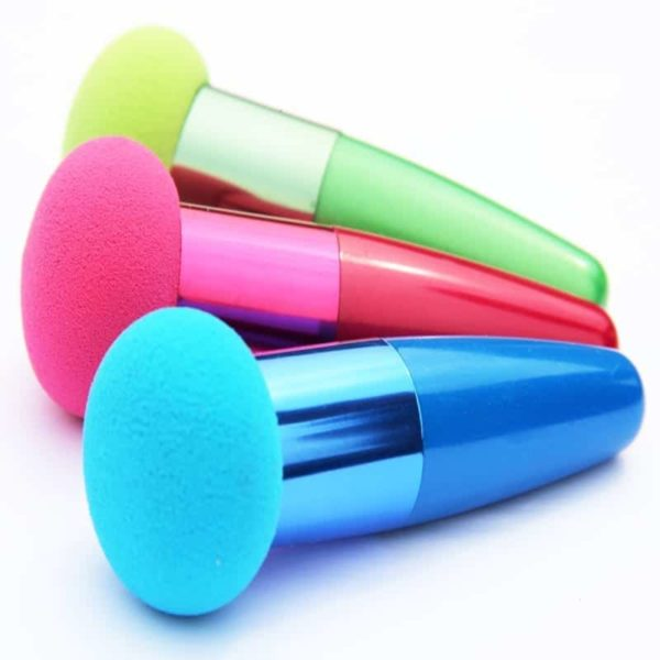 Beauty Sponges For Make-Up Cosmetics