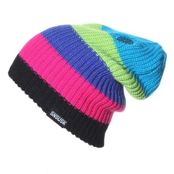 New Snowboard Winter Hat 13