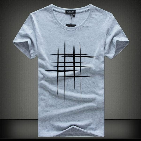 SWENEARO Creative Design Shirts 1
