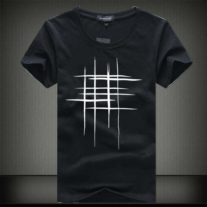 2018 Fashion T Shirts For Men Printing Ftp Designs T: SWENEARO 2018 Creative Shirts - Save 65% Off