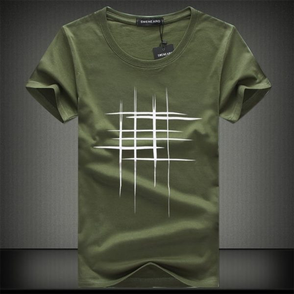 SWENEARO Creative Design Shirts 3
