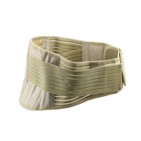 Tourmaline Adjustable Self-heating Lower Pain Relief Magnetic Therapy Waist Support 1Pcs 4