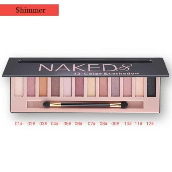 Matte Eyeshadow Makeup Palette 12 Colors 3