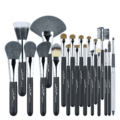 New Studio 20 Pcs/Set Make-up Brushes Premium Natural Hair of Goat & Pony Horse Super Soft Makeup Brush Tool Set 1