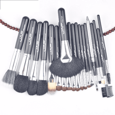 New Studio 20 Pcs/Set Make-up Brushes Premium Natural Hair of Goat & Pony Horse Super Soft Makeup Brush Tool Set 2