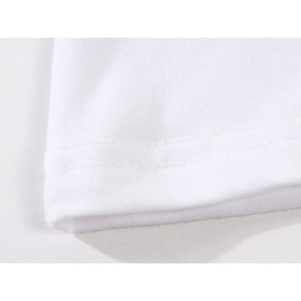New Migos Casual White T-Shirt 3
