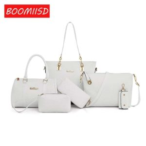 BOOMIISD Luxury Lady Handbag
