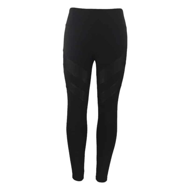 Mesh High Waist Workout Fitness Women Leggings 3