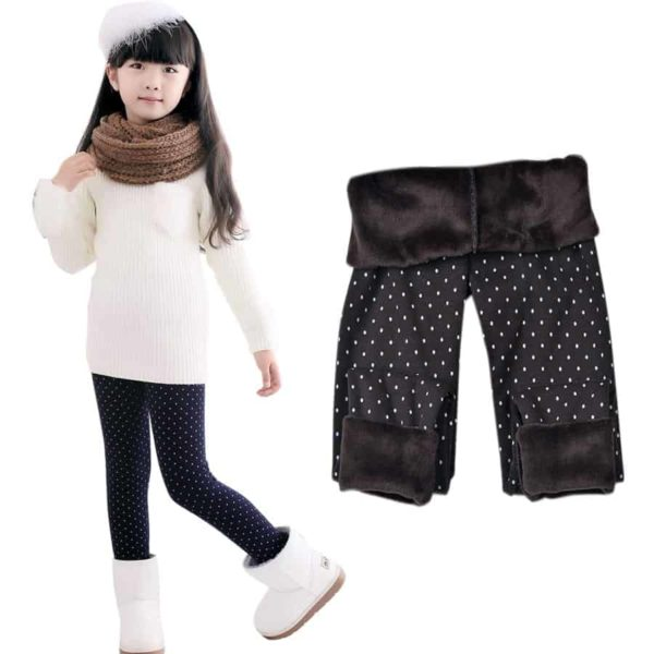 SheeCute Spring Autumn Winter Fashion Cotton Girls Warm Pant 3