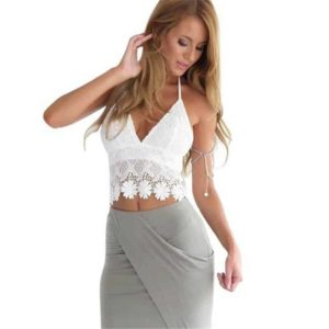 Womens Crop top Crochet Top