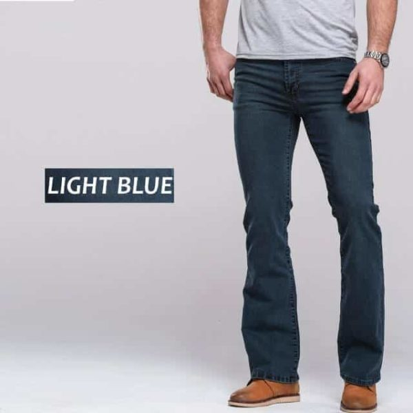 Cheap Mens Bootcut Jeans