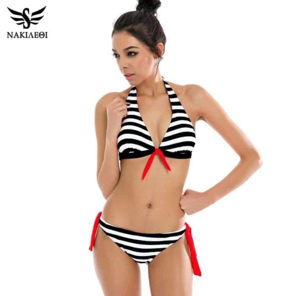 Sexy Summer Women Swimsuit Bikinis Set 4