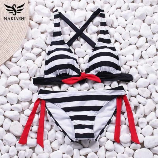 Sexy Summer Women Swimsuit Bikinis Set 6