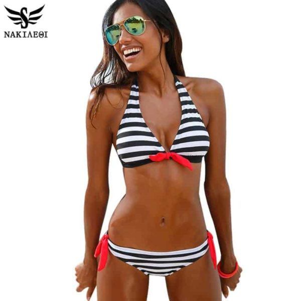 Sexy Summer Women Swimsuit Bikinis Set 1