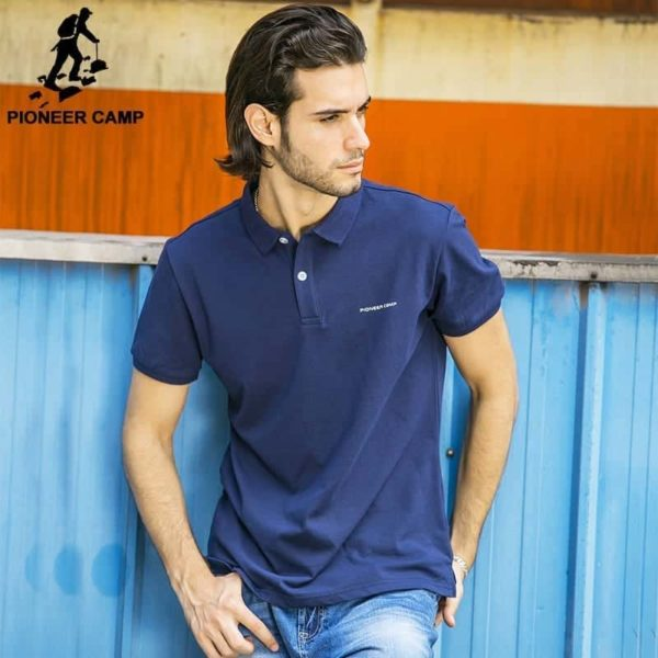 Pionner Camp Brand Clothing New Men Polo Shirt 6