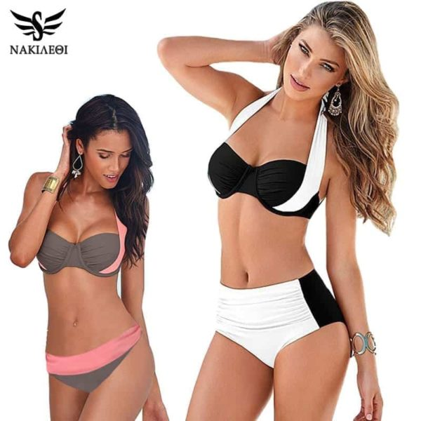 All Women Bikinis and Swimsuit Set Plus Size 1