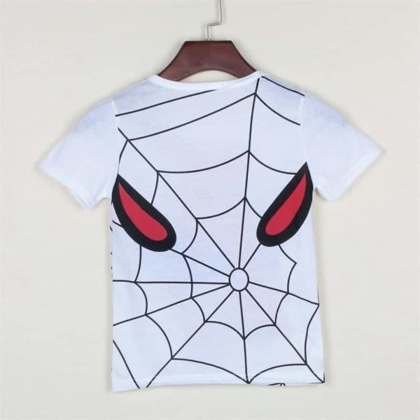 Spider Man Super Man Hero Cotton Kids T-Shirt 2