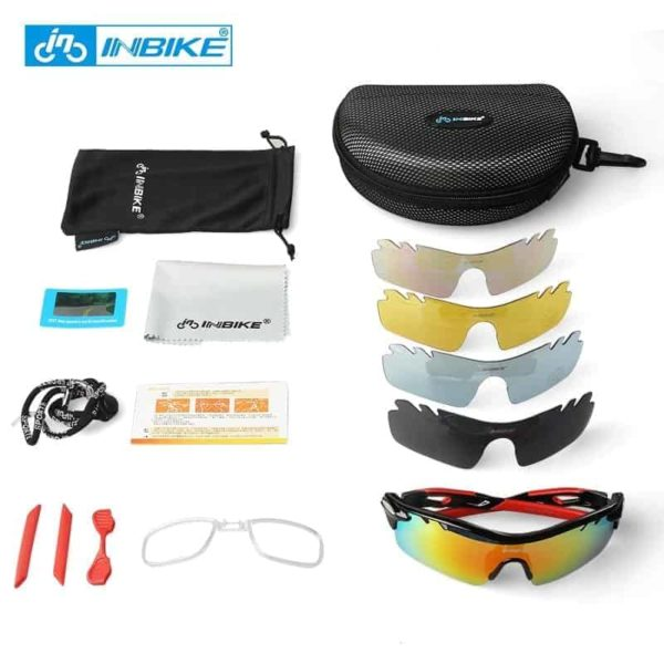 Cycling Glasses for Men and Women Polarized 2
