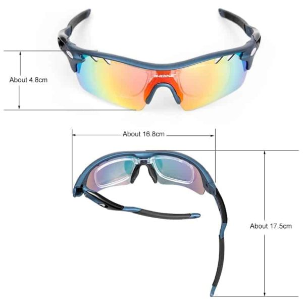 Cycling Glasses for Men and Women Polarized 6