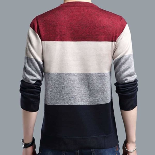 Mens striped sweaters 3