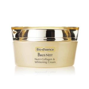 Bio essence Bird's nest nutri collagen whitening cream 50g