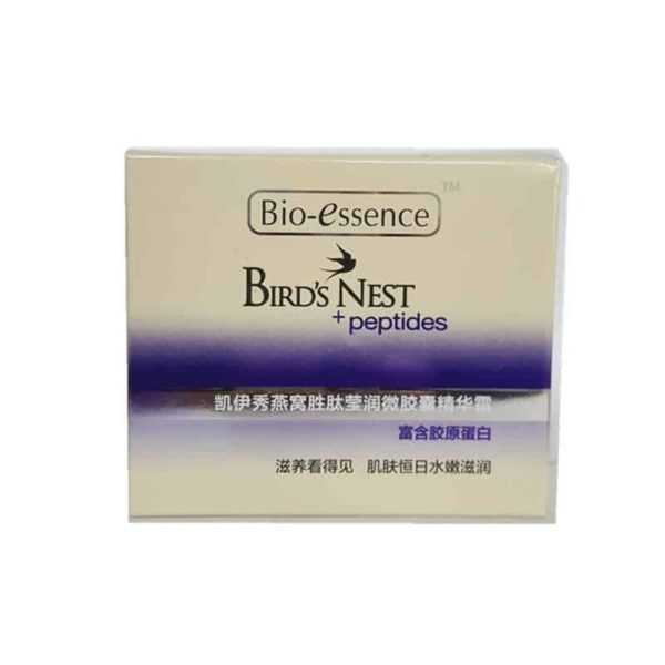 Bio essence Bird's Nest Peptides Moisturizing 2