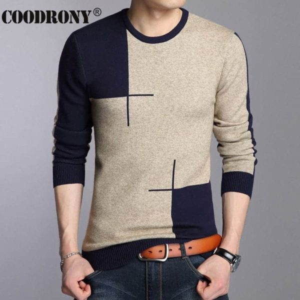 COODRONY Cashmere Sweater 3