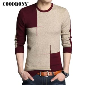 COODRONY Cashmere Sweater