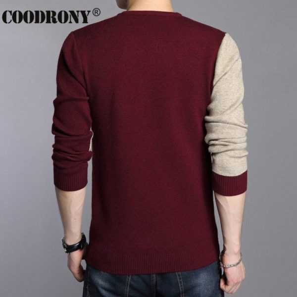 COODRONY Cashmere Sweater 4