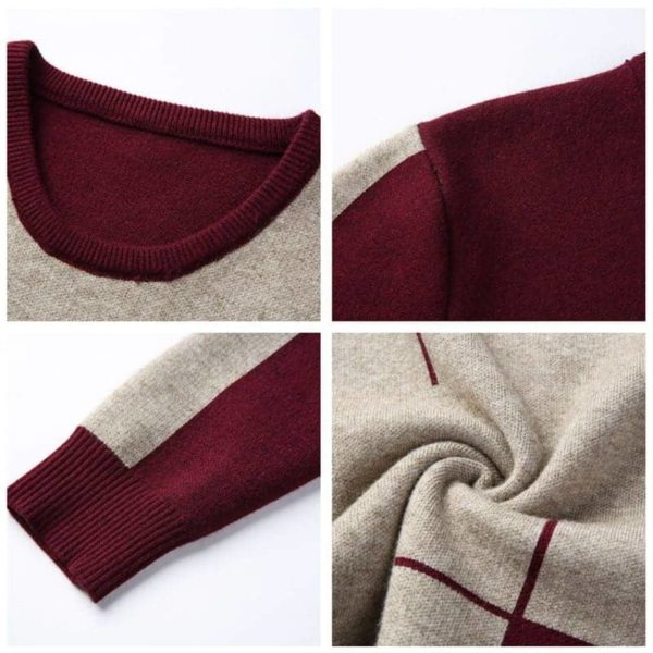 COODRONY Cashmere Sweater 5