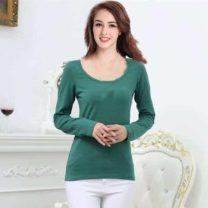 YUETONGME Women Long Sleeve