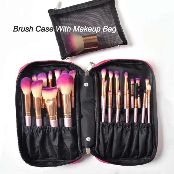 Gold Makeup Brush Set JAF 26 Pcs 5