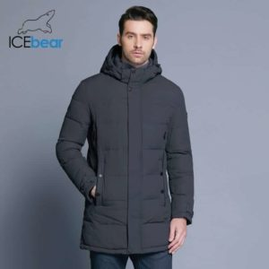 Mens Warm Winter Jacket