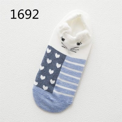Cute Animal Cotton Socks 3