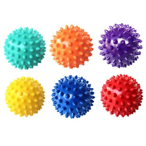 PVC Hand Massage Fitness Ball 2