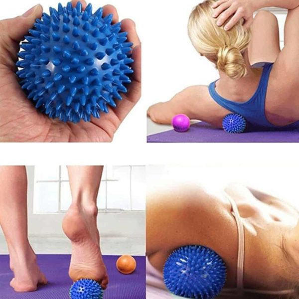 PVC Hand Massage Fitness Ball 4