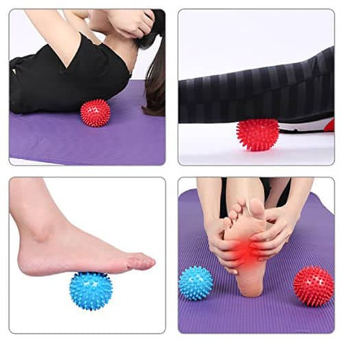 PVC Hand Massage Fitness Ball 5