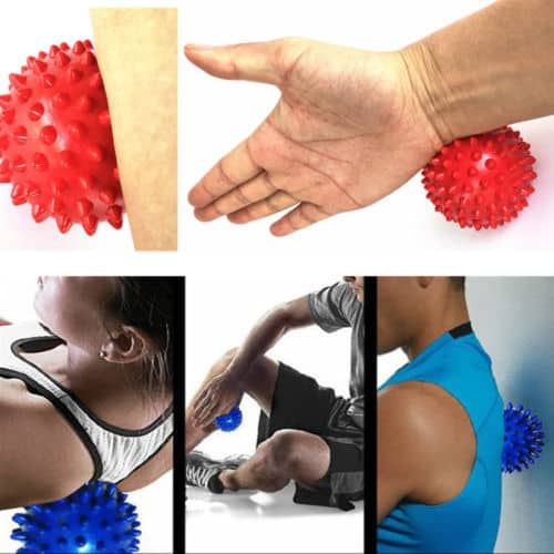 PVC Hand Massage Fitness Ball 6
