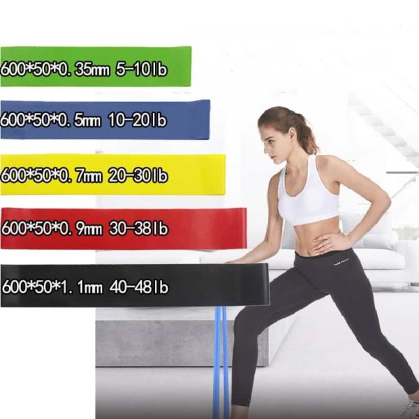 Resistance Band Workouts Fitness 1