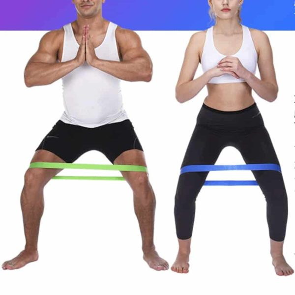 Resistance Band Workouts Fitness 4