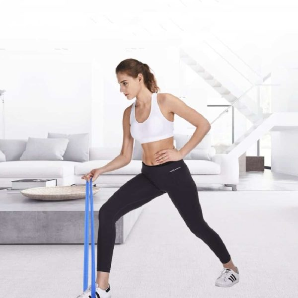 Resistance Band Workouts Fitness 5
