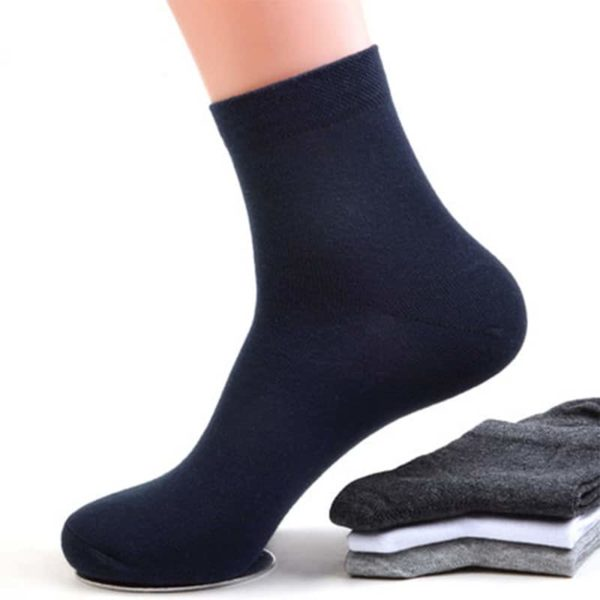 Brand Pairs Cotton Socks For Men 2