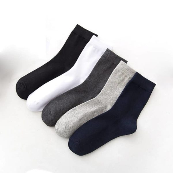 Brand Pairs Cotton Socks For Men 3