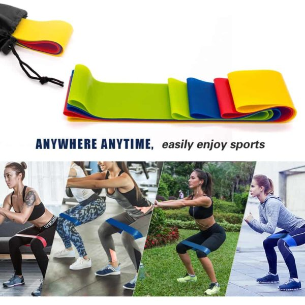 Resistance Loop Elastic Band for Fitness 2