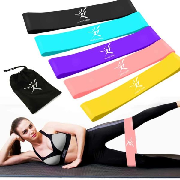 Resistance Loop Elastic Band for Fitness 1